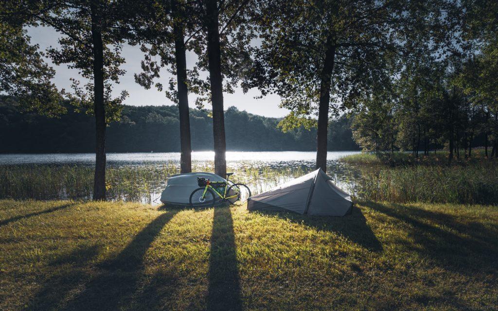 location matériel bikepacking