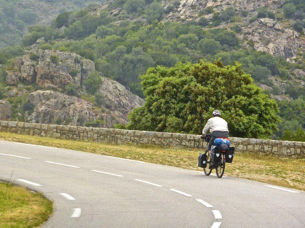 vélo cyclotourisme route