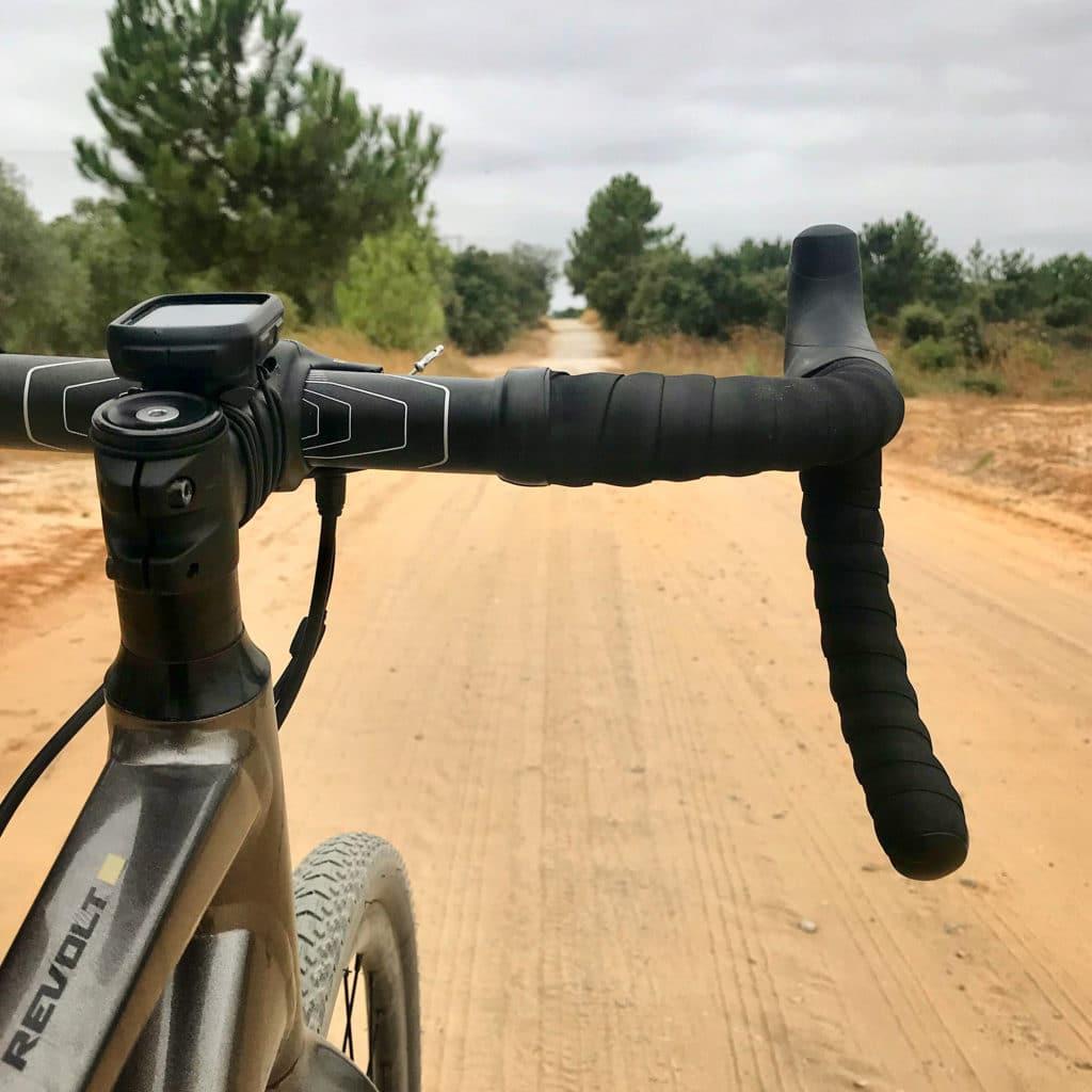 gps velo bikepacking