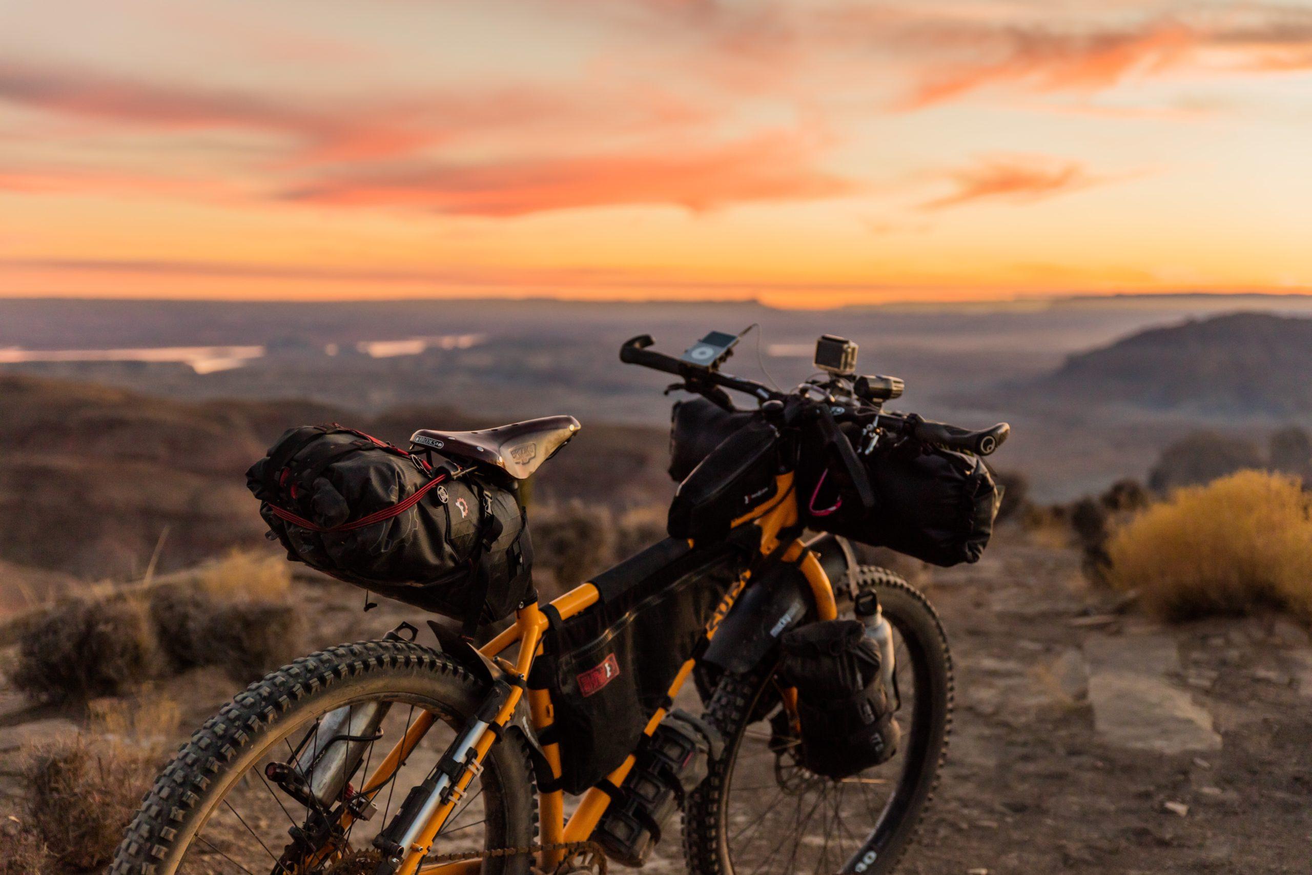 sacoches bikepacking