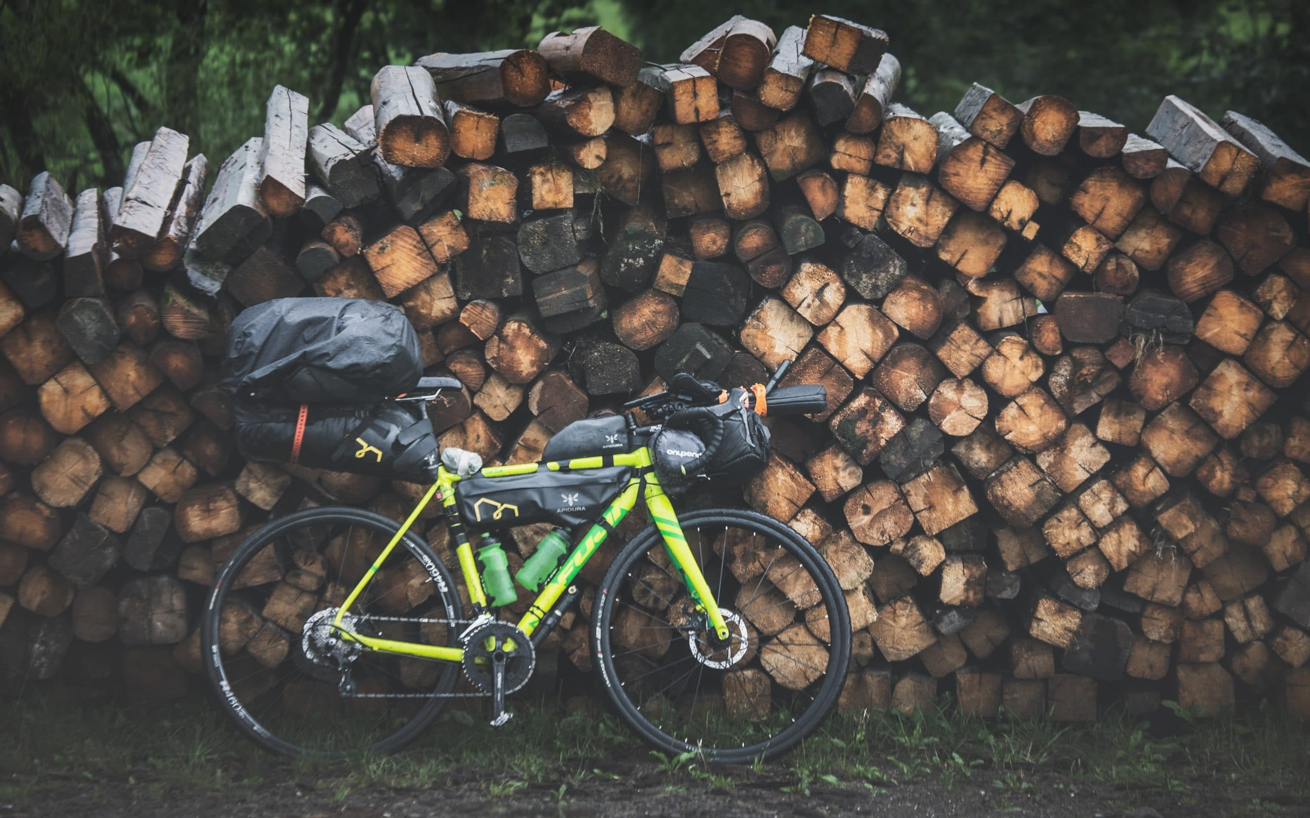 velo sacoches bikepacking