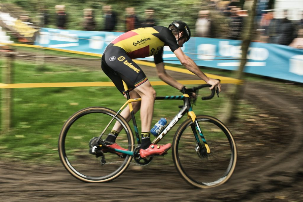 vélo de cyclocross course