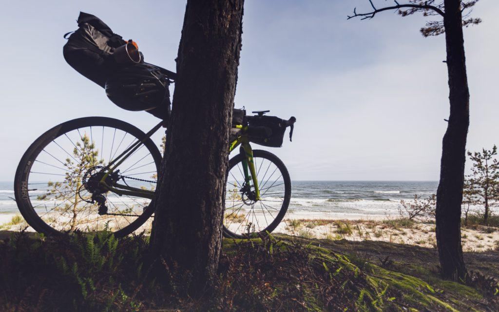 vélo sacoches bikepacking