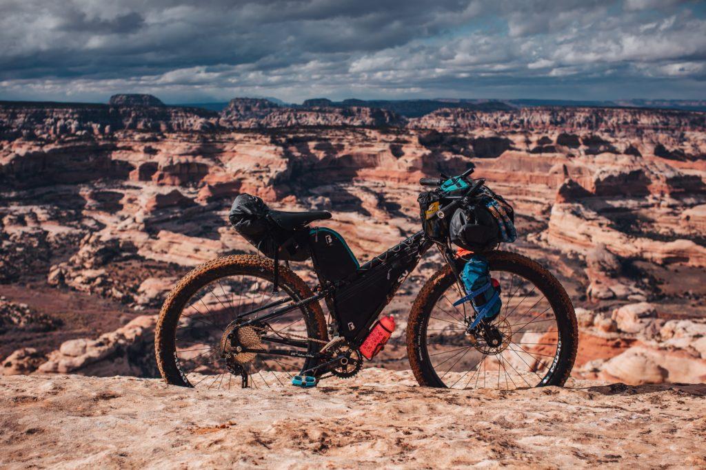 VTT pour bikepacking