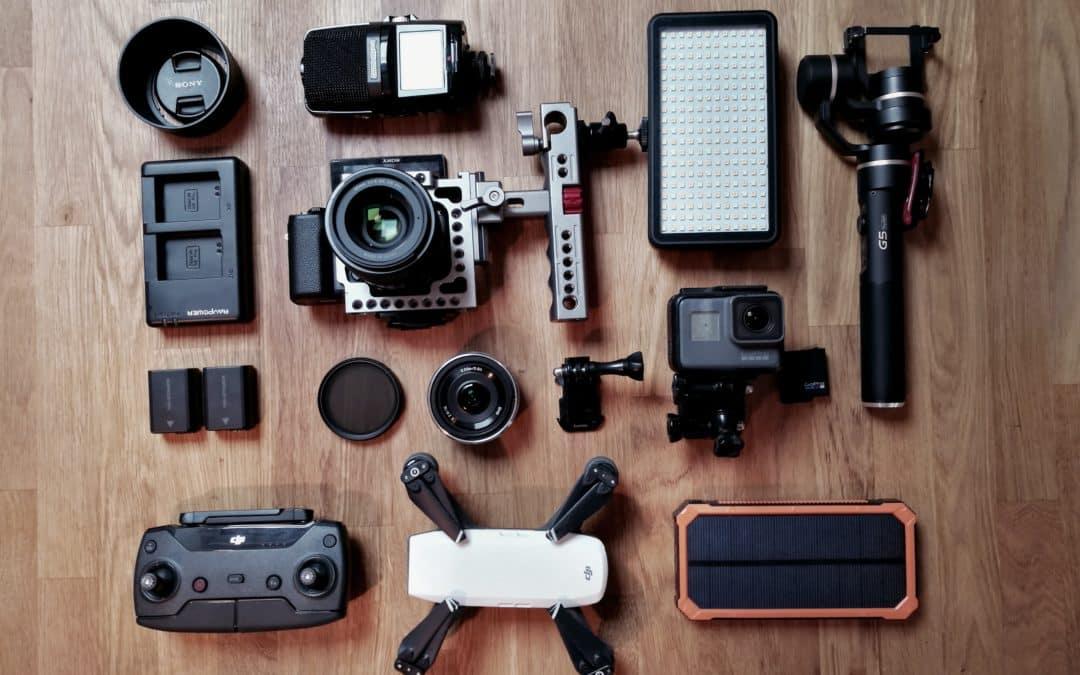 Comment charger les appareils électroniques en bikepacking ?