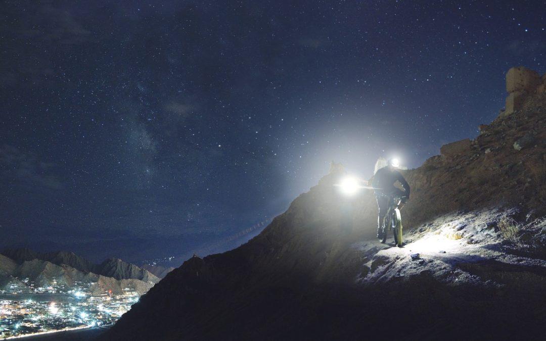 Éclairage pour le Bikepacking et le cyclisme longue distance