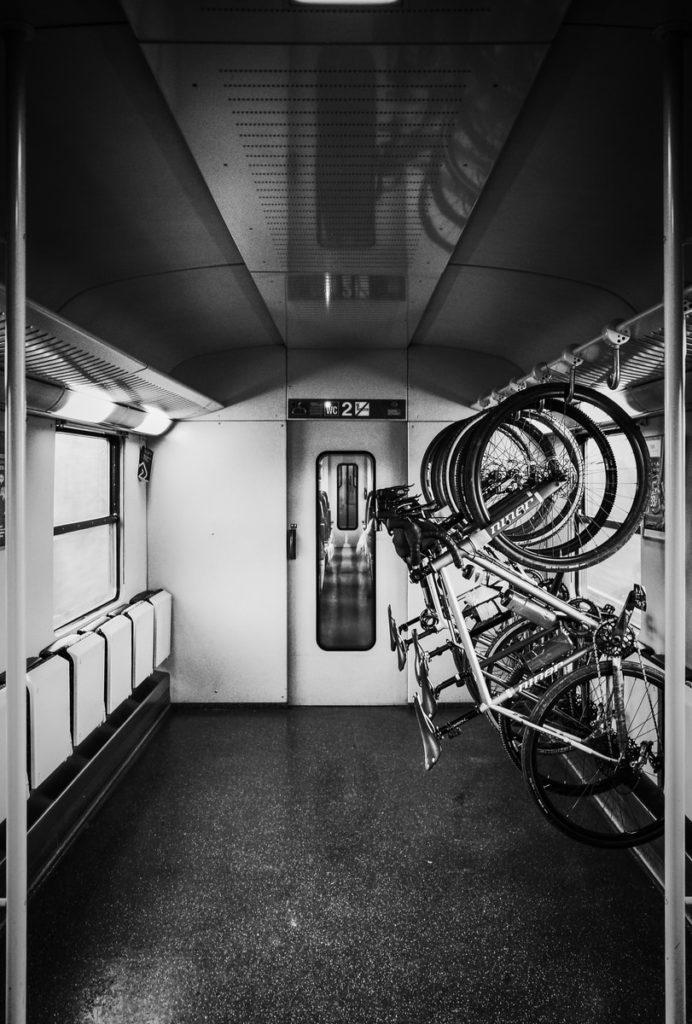 TER vélo suspendu