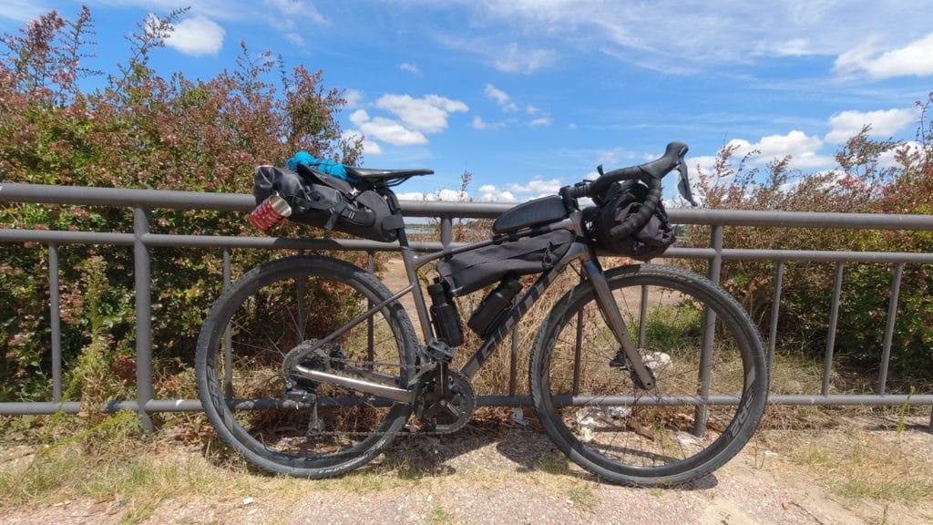 hydratation bikepacking porte-bidons