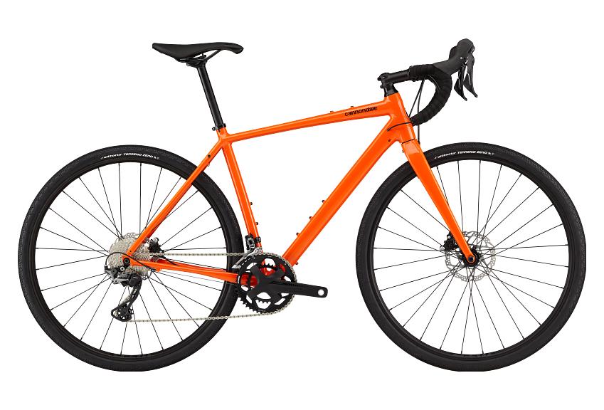 vélo gravel cannondale topstone 2022